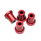 Stand Off - 20mm (5mm, 10-24 Hole) (Red)