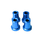 "Stand Off - 20mm (6mm, 1/4"" Hole) (Blue)"