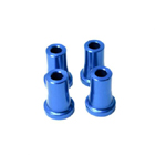 "Stand Off - 25mm (6mm, 1/4"" Hole) (Blue)"