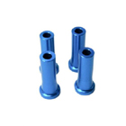 "Stand Off - 40mm (6mm, 1/4"" Hole) (Blue)"