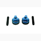 Secraft Wing Bolts M6 (Steel Screw) (Blue)