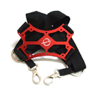 Secraft Double Transmitter Neck Strap (Red)