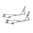 Secraft Large Bracket for Tx-Tray V1 (Silver)
