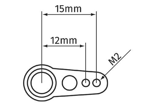 SEC317 Dimension Drawing