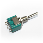 JR Propo 10X Short Flat 3 Position Switch