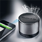 Sound2Go Big Bass Mini Speaker with Bluetooth