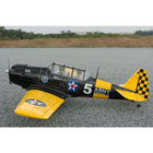 VQ Models AT-6 Texan (Black) 60.5in Wingspan ARF