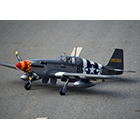 VQ Models P-51B Mustang 'Berlin Express' 60in Wingpspan ARF