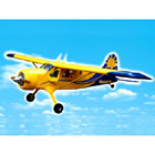 "VQ Models DHC-2 Beaver (Whistle Air) 63.7"" Wingspan (EP/GP)"