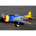 "VQ Models P-47D Tarheel (Hal Version) 48"" Wingspan (EP)"