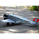 "VQ Models Junkers JU-52 (Olympia) 64"" Wingspan (EP)"