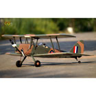 VQ Models DH-82 Tiger Moth (Camo) 55in Wingspan ARF