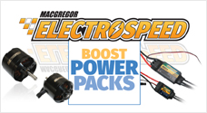 Electrospeed Boost Packs