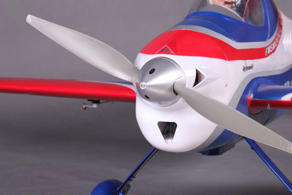 FMS F3A Olympus 3D Sport plane ARTF - Click Image to Close