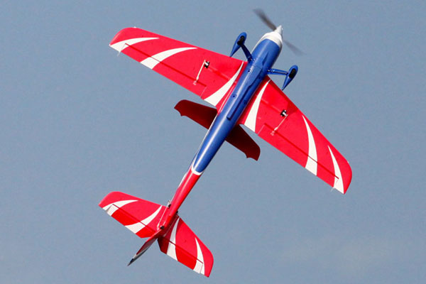 FMS F3A Olympus 3D Sport plane 1400mm Wingspan ARTF - Click Image to Close