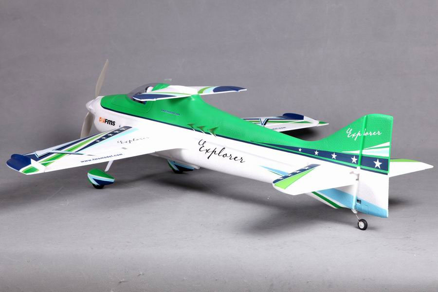 FMS Explorer F3A Sport Plane 1100mm ARTF - Click Image to Close