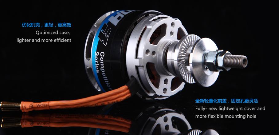 Dualsky DA3 Motor Details