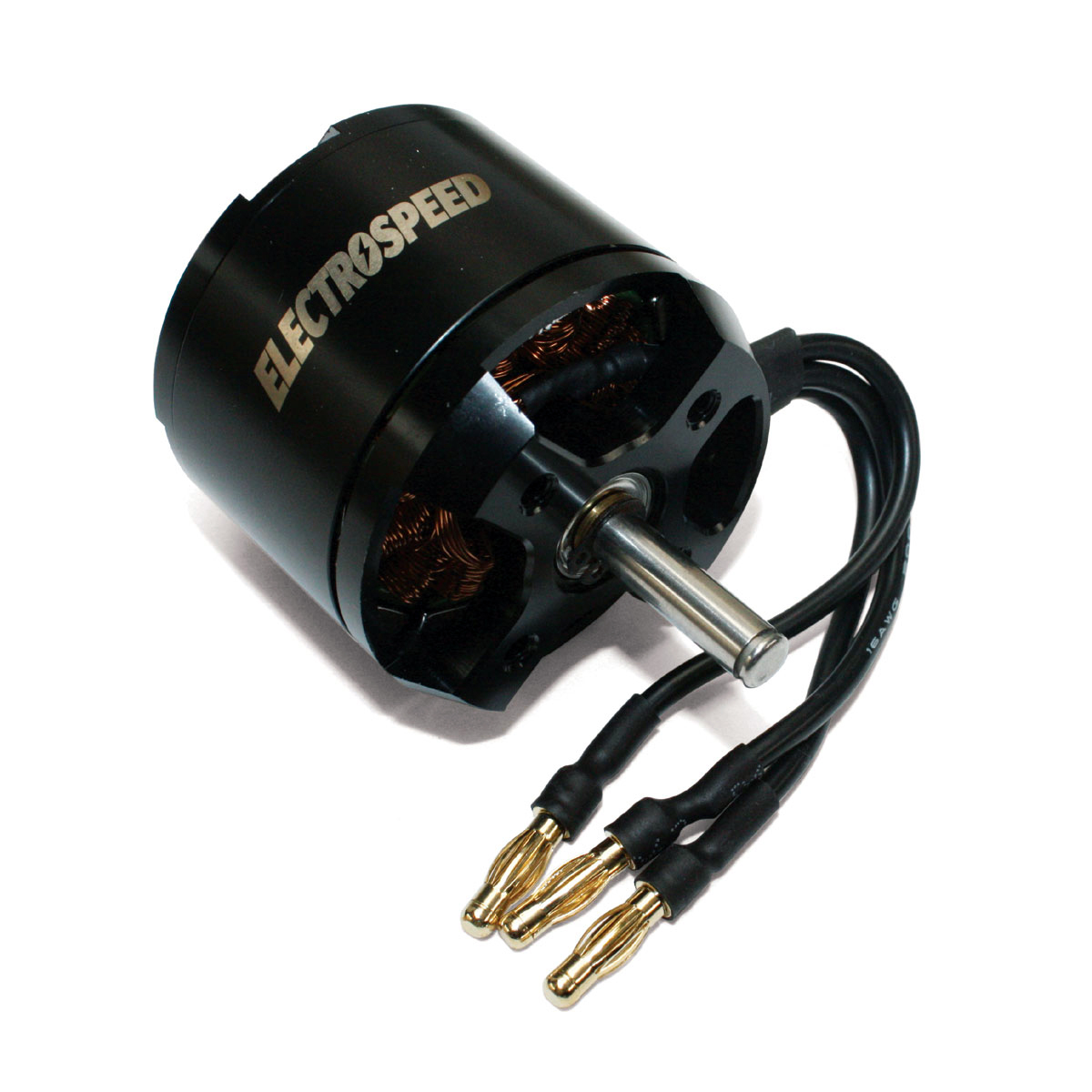 Electrospeed 5055/06 580KV Brushless Motor - Click Image to Close