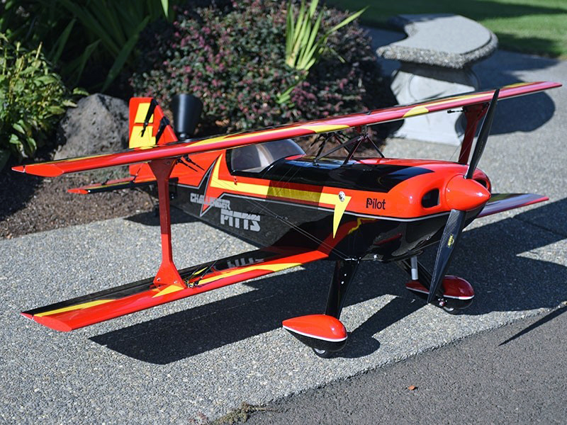 Pilot-RC 50-70cc Pitts Challenger 73in (1.85m) - Scheme 01 - Click Image to Close
