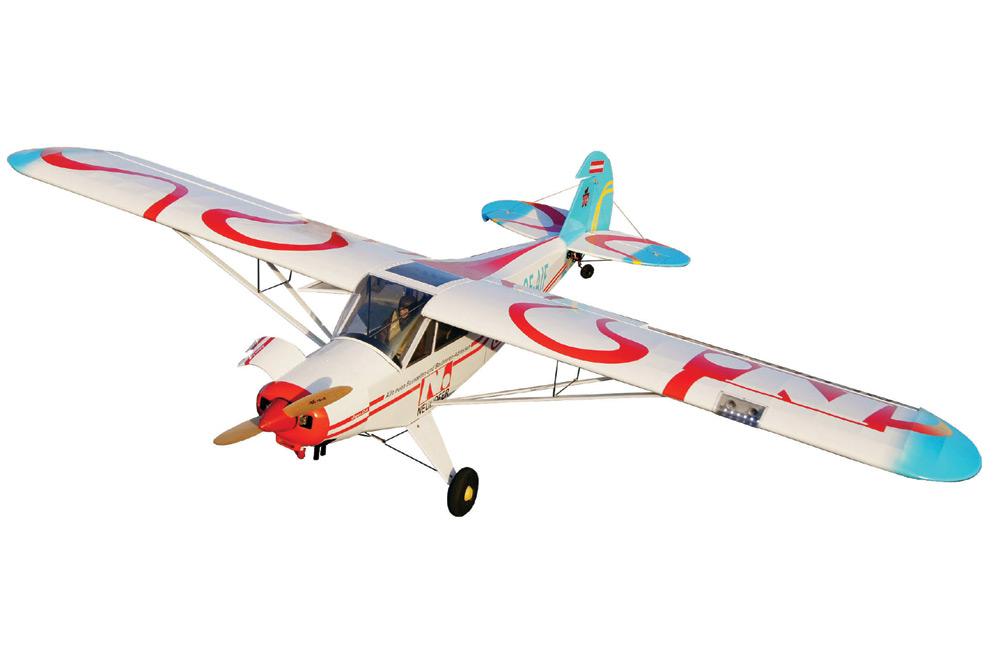 VQ Models Piper PA-18 Super Cub 106 6 Wingspan (EP/GP
