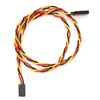 Servo Extension Lead (420mm)
