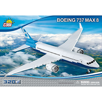 COBI Blocks Boeing 737 Max 8™ (320pcs)
