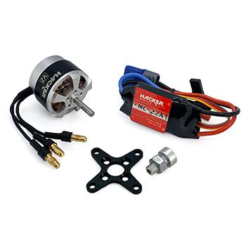 Hacker Master Force 2826CA-15 Tuning Combo