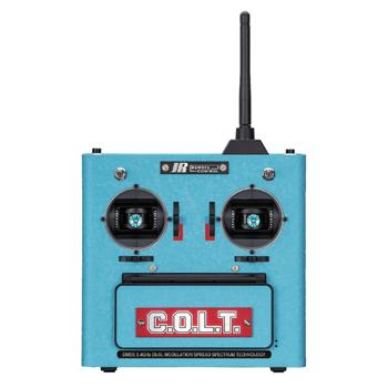 JR Propo C.O.L.T Retro DMSS Transmitter