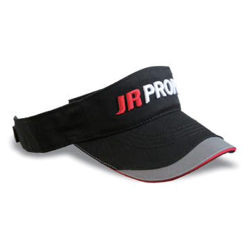 JR Propo Original Sun Visor (Black)