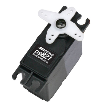 JR DS821 6.3Kg.cm/0.15s High Torque Digital Servo
