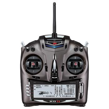 jr propo XG11 transmitter