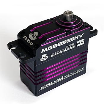MGB8555HV 54.7Kg/0.12s High Voltage Brushless Servo