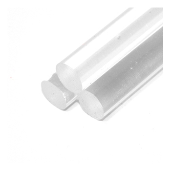 300mm x 15mm Diameter Cast Acrylic Rod