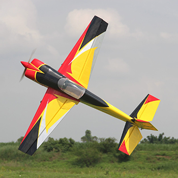 Pilot-RC Slick (Blue/Green - Scheme 02)