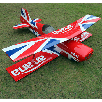 Pilot-RC 50-70cc Pitts Challenger 73in (1.85m) - Scheme 04