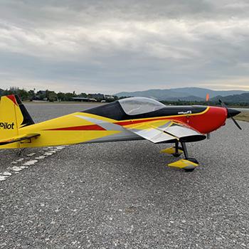 Pilot-RC Slick (Red/Yellow/Black - Scheme 01