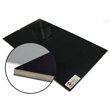 PT Model Carbon Core Sheet