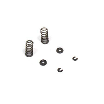 SAI6547 - Valve Spring, Keeper, Retainer (2 sets)