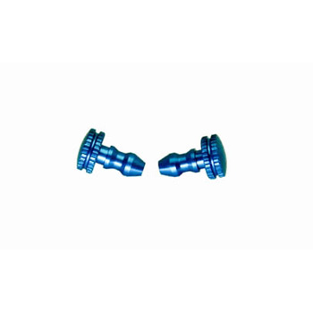 Fuel Line Plugs (Blue)