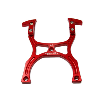 Secraft Transmitter Stand V1 (Red)