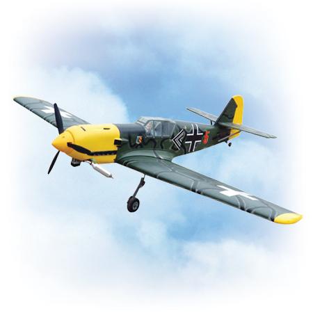 VQ Model Messerschmitt BF-109