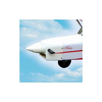 VQ Models Pilatus PC-6 (Swiss) ( 46 Size) Cowl [VQA0373-1