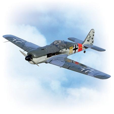 VQ Model Focke-Wulf FW-190A 60 Size