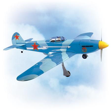 VQ Model Yak-9 ARF