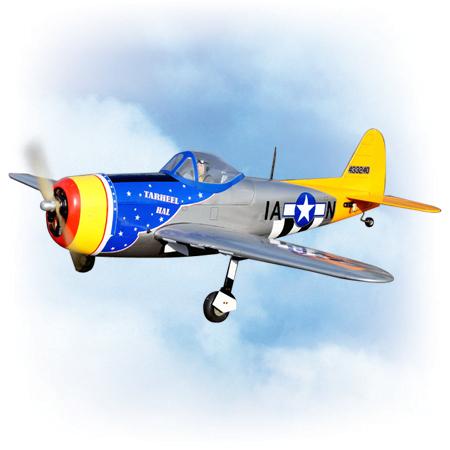 VQ Model P-47D Thunderbolt (Tarheel Hal) 20 Size