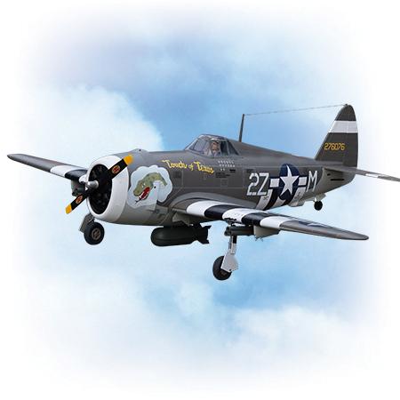 VQ Model P-47B Thunderbolt